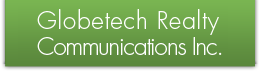 Globetech Realty Communications Inc Logo